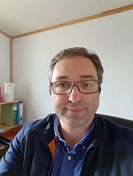 James Simon, Ikone Espace Vag, adhérent Résocéan