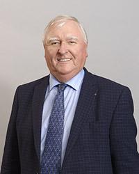 Jean-Francois-Garrec, Président de la CCIMBO Quimper