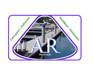 ARMarina, concepteur, fabricant, installateur et gestionnaire d'équipements portuaires pour : les aires de carénage, pontons et haltes fluviales